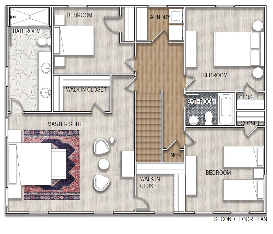 floor plan-level 2