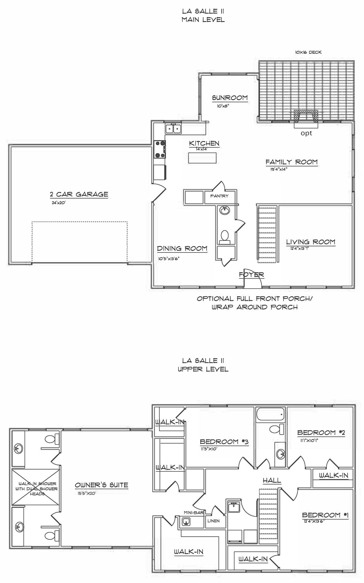 la-salle-2-plan first