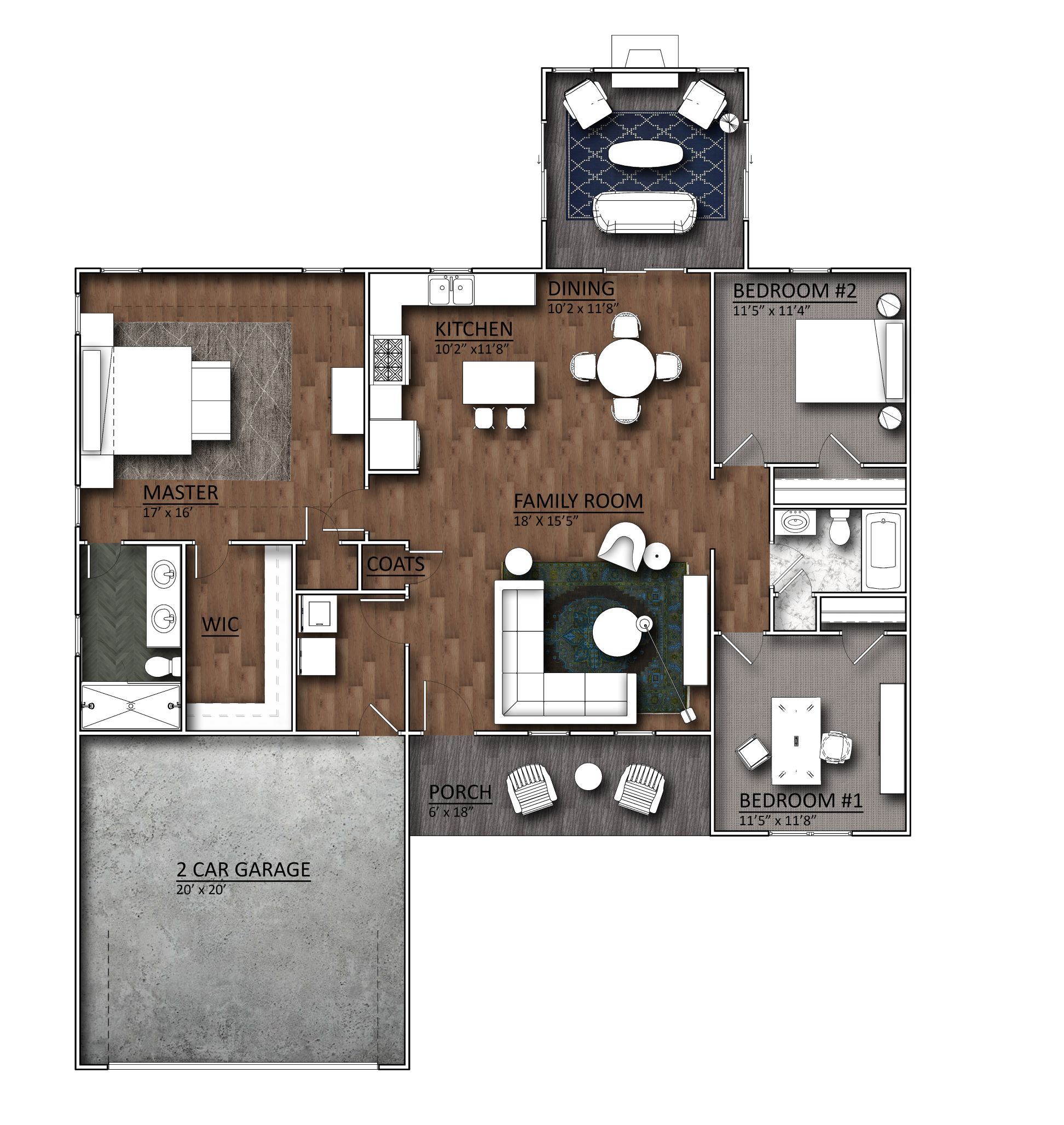 2020 1119 COLLINS FINISH PLAN_FLAT